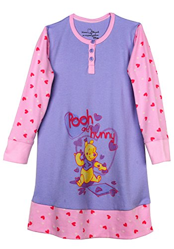 Disney Pooh and Hunny Little Girls Sleepshirt