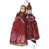 Sovam International Rajasthani Famous Handmade Puppets