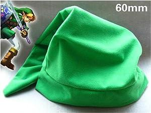 Legend of Zelda: Link Cosplay Green Hat from Legend of Zelda