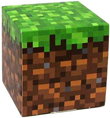 Minecraft Jazwares Papercraft Grass Block by Jazwares Toys