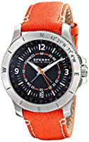 Sperry Top-Sider Men's 10018677 Explorer Analog Display Japanese Quartz Brown Watch by Sperry Top-Sider Watches MFG Code