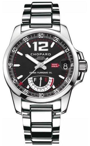 Chopard Mens Mille Miglia GT XL Power Reserve Watch 158457-3001