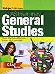 IAS Preliminary General Studies: Topic Wise Solved Question Papers from 1998 - 2012 price comparison at Flipkart, Amazon, Crossword, Uread, Bookadda, Landmark, Homeshop18