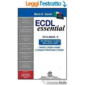 ECDL Essential - Modulo 7 - Navigazione Web e Comunicazione