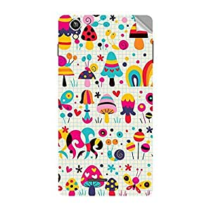 Garmor Designer Mobile Skin Sticker For LG D830 - Mobile Sticker