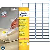 Avery Zweckform L4736REV-25 Universal-Etiketten  25 Blatt weiß