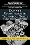 Donny's Unauthorized Technical Guide to Harley-Davidson