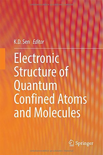 Electronic Structure of Quantum Confined Atoms and Molecules [electronic resource]