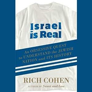 Israel Is Real Audiobook