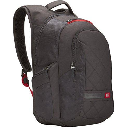 Case Logic DLBP116G Sac à dos fashion en nylon pour ordinateur portable 15,4