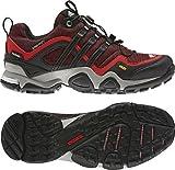 ADIDAS TERREX FAST X GTX W power red/clear grey/black, GröÃe Adidas:7