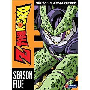 Dragon Ball Z: Season Five (Perfect and Imperfect Cell Sagas) movie