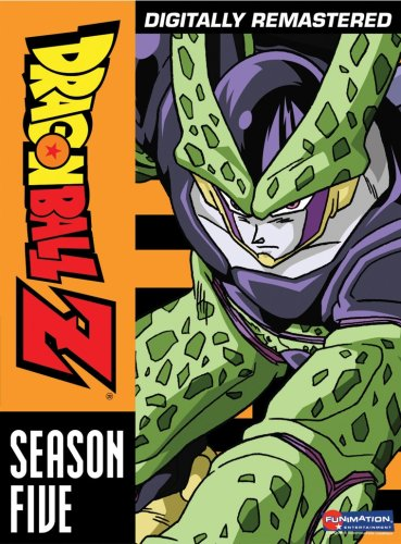Dragon Ball Z: Season 5 (Perfect and Imperfect Cell Sagas) (Dragon Ball Season 5 compare prices)