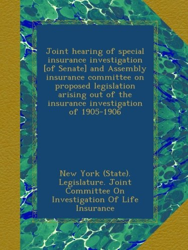 joint-hearing-of-special-insurance-investigation-of-senate-and-assembly-insurance-committee-on-propo