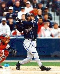 Ken Caminiti autographed 8x10 Photo (San Diego Padres) Image #2
