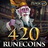 420 RuneCoins: RuneScape [Instant Access]