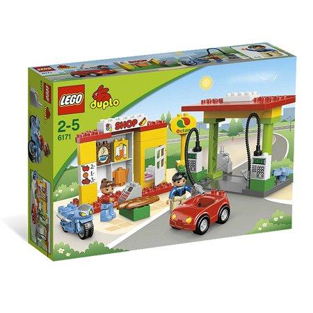 Duplo – Tankstelle – 6171 als Geschenk
