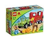 Lego Duplo 10550 - Zirkustransporter von LEGO