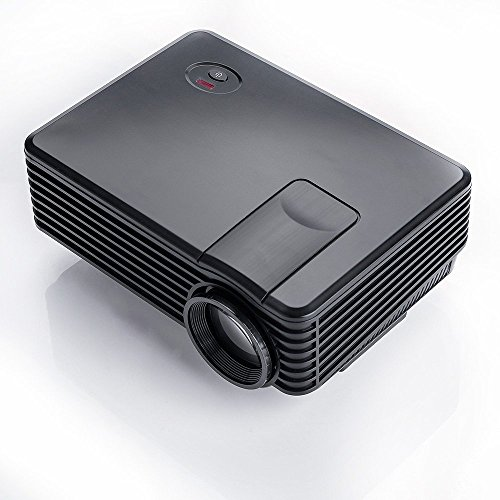 RD-805 Home Multimedia Projector Home Theater Mini Projector With HDMI, AV, VGA And TV Inputs And USB Flash Readers - B019SRLPOA