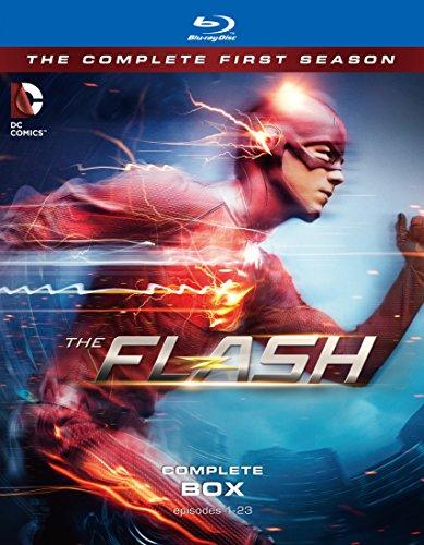 THE FLASH / フラッシュ <ファースト・シーズン> コンプリート・ボックス(4枚組) [Blu-ray]