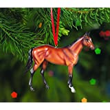Breyer Horses 2015 Holiday Beautiful Breeds Ornament - Thoroughbred