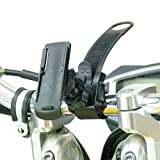 BuyBits Locking Strap Motorbike Mount for GPSMAP 62 62s 62sc 62st 62 stc 64 64s 64st