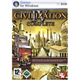 """Civilization IV - Complete (DVD-ROM)von """"2K"""""""
