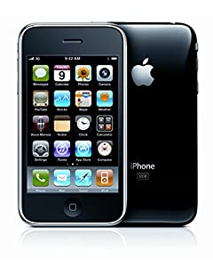 Apple iPhone 3G 8GB Black - Factory Unlocked