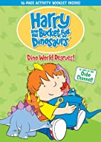 Harry and His Bucket Full of Dinosaurs: Dino World Rescues