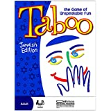 Taboo Board Game, Jewish Edition