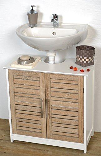 Meuble sous lavabo ou vasque pour salle de bain mon robinet for Ou acheter meuble salle de bain