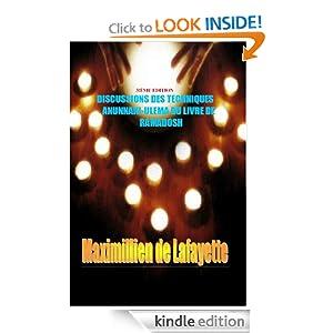 3IÈME EDITION. DISCUSSIONS DES TECHNIQUES ANUNNAKI-ULEMA DU LIVRE DE RAMADOSH (French Edition)
