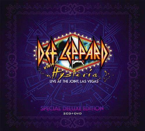 Viva! Hysteria (3 CD)