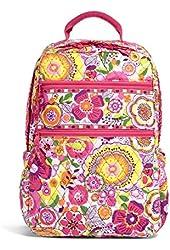 Vera Bradley Tech Backpack Clementine