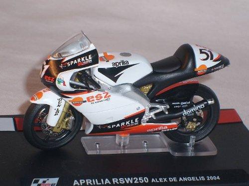 Aprilia RSw250 RSw 250 Alex De Angelis 2004 Motogp 1/24 Altaya By ixo Modellmotorrad Modell Motorrad SondeRangebot