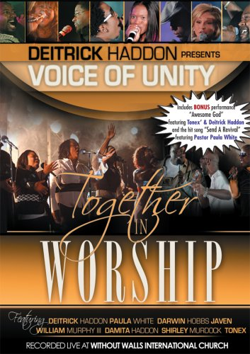 Together in Worship [DVD] [2007] [Region 1] [US Import] [NTSC]