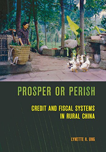 Prosper or Perish: Credit and Fiscal Systems in Rural China (China Central Bank compare prices)