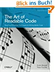 The Art of Readable Code (Theory in P...