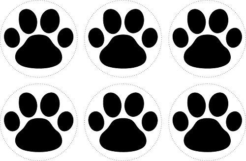 Set-6x-Autocollant-sticker-macbook-laptop-voiture-moto-patte-chien-chat-animal