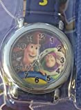 Lot of two 2 Toy Story 3 movie Watch wristwatch and Purse Wallet Set For Children ~ BUZZ Lightyear & Woody in the Watch and wallet , Horse (Bullseye) in the wallet with Jessie Slinky Dog the Alien T-Rex