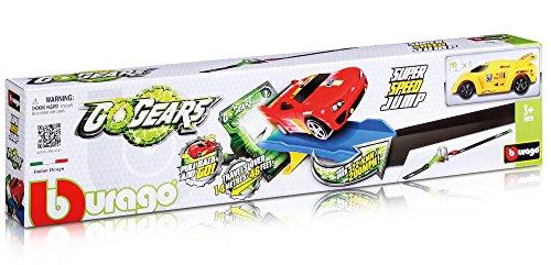 Bburago Go Gears Super Speed Jump Playset