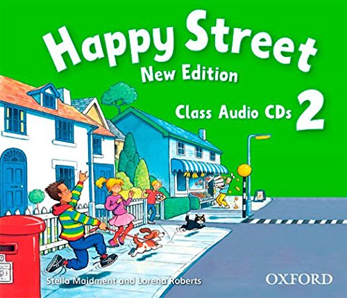 Happy Street 2: Class CD (2) 2nd Edition (Happy Second Edition)