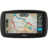 TomTom GO 60 6-inch Sat Nav with UK and ROI Maps and Lifetime Map and Traffic Updates