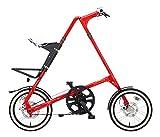 STRIDA(ストライダ) 16インチ折りたたみ自転車 内装3段変速 アルミフレーム STRIDA EVO16 レッド 31928