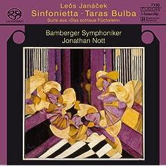 Jancek - Sinfonietta; Taras Bulba