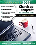 Zondervan 2015 Church and Nonprofit Tax and Financial Guide: For 2014 Tax Returns