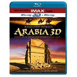 IMAX: Arabia [Blu-ray 3D]