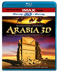 IMAX: Arabia [Blu-ray 3D] by IMAGE ENTERTAINMENT
