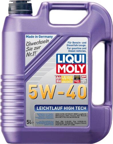 liqui-moly-3864-leichtlauf-high-tech-5w-40-aceite-antifriccion-con-tecnologia-hc-para-motores-de-aut