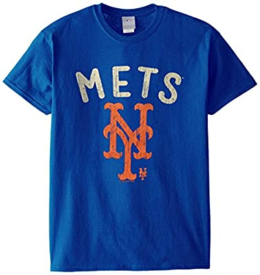 MLB New York Mets Men's 58W Tee